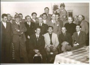 FOTO SOCI FONDATORI DEL 13-04-1960